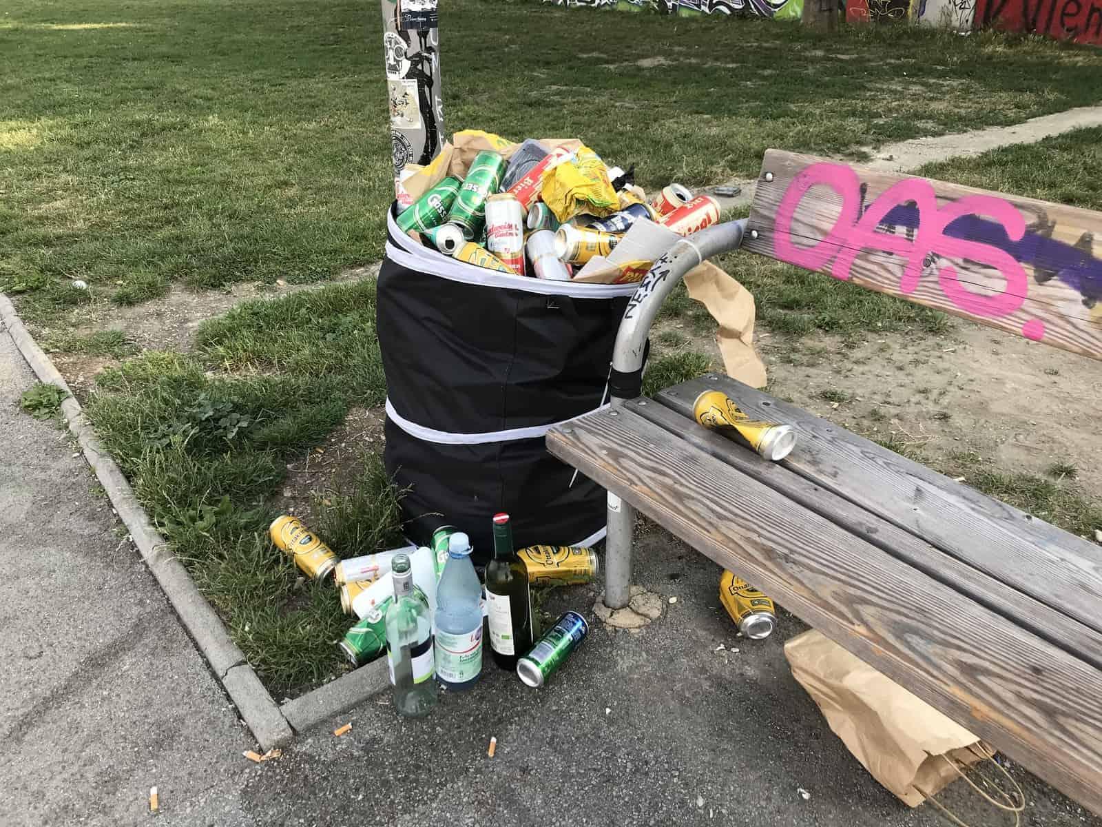 Müllkatastrophe