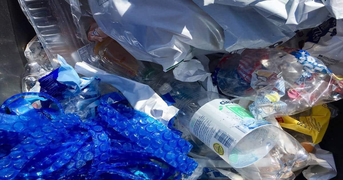 Ersticken wir bald im Plastikmüll?